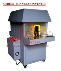 SHRINK TUNNEL CONVEYOR OVEN