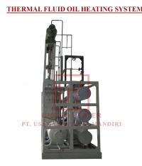 THERMAL FLUID OIL HEATING SYSTEM (PT. DYNEA INDRIA)