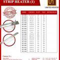Promo Strip Heater